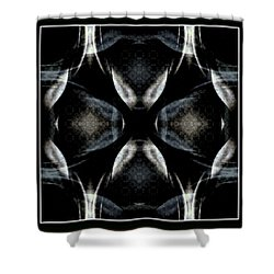 Female Abstraction Image Four Shower Curtain