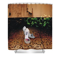 Femenina Shower Curtain