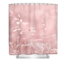 Femina 02 - Square Shower Curtain by Aimelle