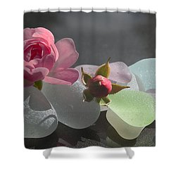 Feminine Shower Curtain
