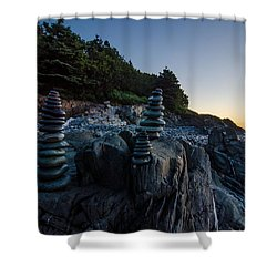 Feng Shui Shower Curtain