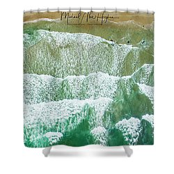 Fenway Best Little Beach Shower Curtain