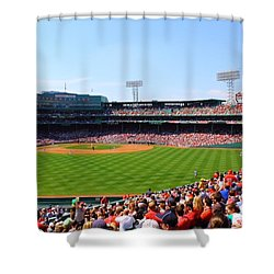 Fenway Shower Curtain