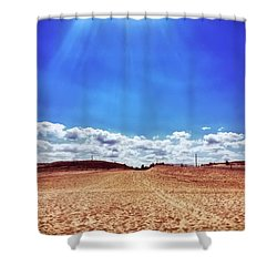 Fenwick Island State Park Shower Curtain