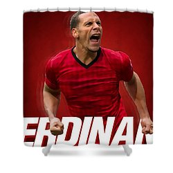 Ferdinand Shower Curtain