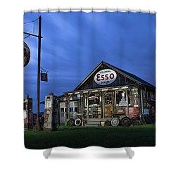 Ferland Motor Company Shower Curtain