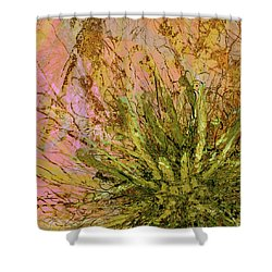 Fern Series 32 Fern Burst Shower Curtain