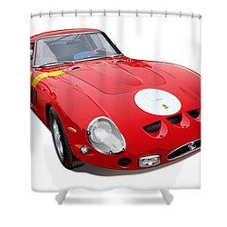 Bmw 3.0 Csl Illustration,  Shower Curtain