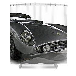 Ferrari Classic 3 Shower Curtain