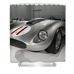 Ferrari No. 11 Shower Curtain