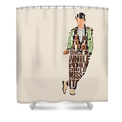 Ferris Bueller's Day Off Shower Curtain