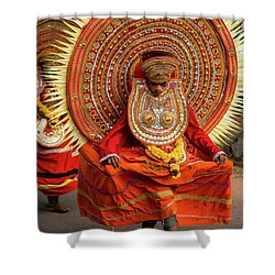Festival 2 Shower Curtain