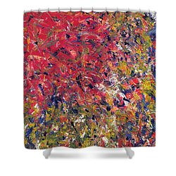 Festival Of Life Shower Curtain