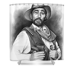 Festus Haggen Shower Curtain