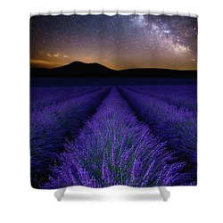Fields Of Eden Shower Curtain