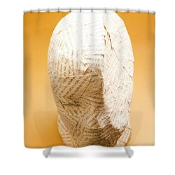 Figurative Poetry Shower Curtain by Jorgo Photography - Wall Art Gallery