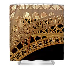 Filigree Shower Curtain