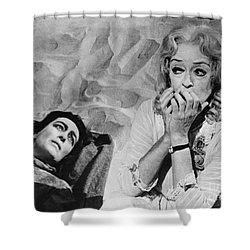Film: Baby Jane, 1962 Shower Curtain