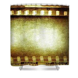 Filmstrip Shower Curtain