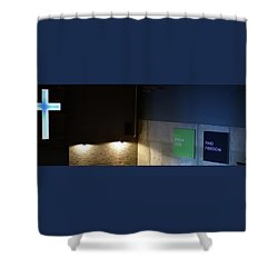 Shower Curtain featuring the photograph Find Freedom by Jerry Sodorff