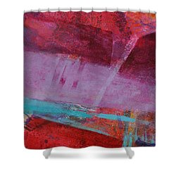Finding The Open Gates Shower Curtain