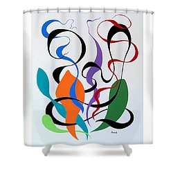 Finding Shower Curtain
