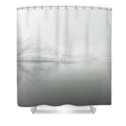 Fine Art Landscape 2 Shower Curtain by Dubi Roman