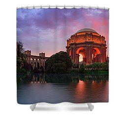 Fine Arts Shower Curtain