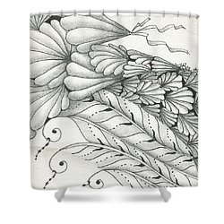 Finery Shower Curtain