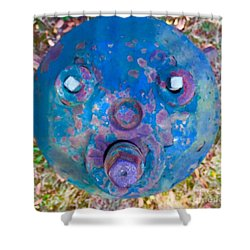 Fire Hydrant # 11 Shower Curtain