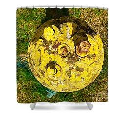 Fire Hydrant #1 Shower Curtain