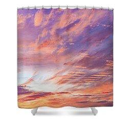 Halleluja Shower Curtain
