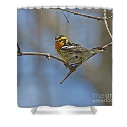 Fire Throat... Shower Curtain