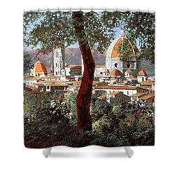 Firenze Shower Curtain by Guido Borelli