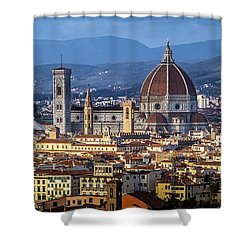 Firenze Shower Curtain