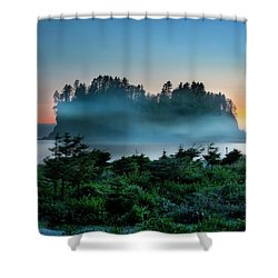 First Beach Shower Curtain