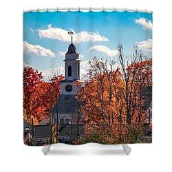 First Congregational Church Of Southampton Shower Curtain
