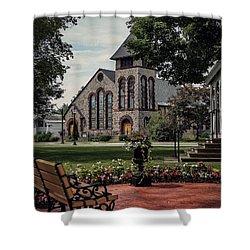 First Presbyterian Church Shower Curtain
