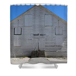 Fischer Dance Hall Shower Curtain