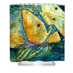 Fish Friends Shower Curtain