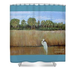 Fisher King 2 Shower Curtain