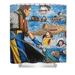 Fishers Of Men Shower Curtain