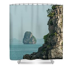 Fishing Boat 2 Shower Curtain