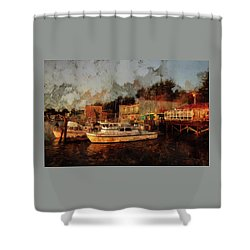 Fishing Trips Daily Shower Curtain