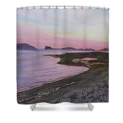 Five Islands - Bay Of Fundy Shower Curtain