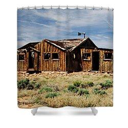 Fixer-upper Shower Curtain
