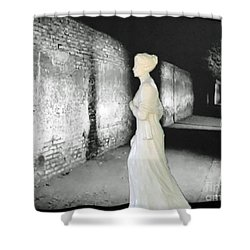 Fleeting Moment Shower Curtain