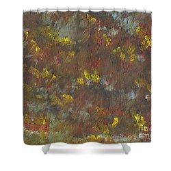 Fleur Apres Redon Shower Curtain