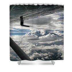 Flight Of Dreams Shower Curtain