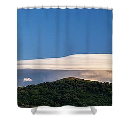 Flight Of The Navigator Shower Curtain
